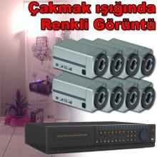 8'li HD-SDI Set